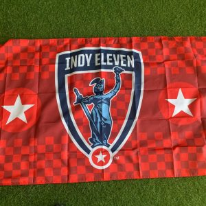 Indy Eleven Flag