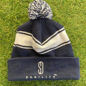Sogility Winter Knit Hat Navy